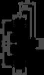 Carbon Steel P1: 2 Viega Megapress Tee P2: 25470